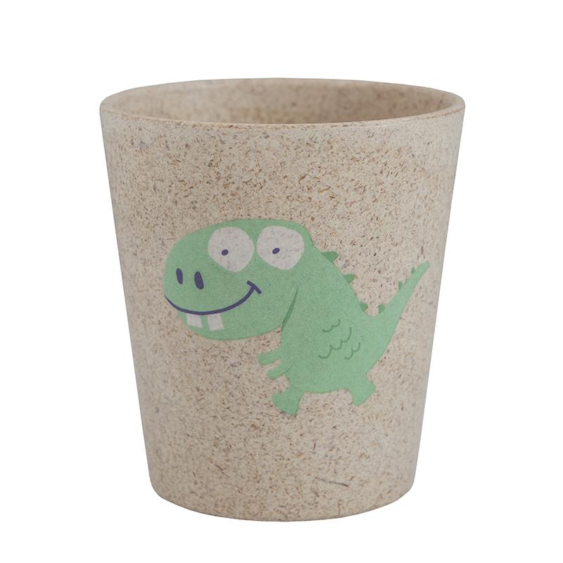 Bambusglas - Dino