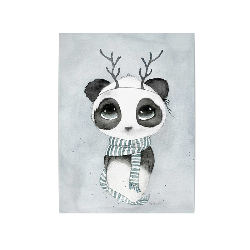 Panda Sigurd By Christine Hoel