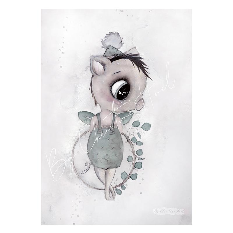 Piglet By Christine Hoel