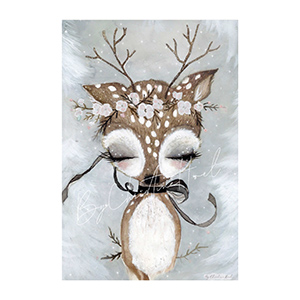Fawn By Christine Hoel